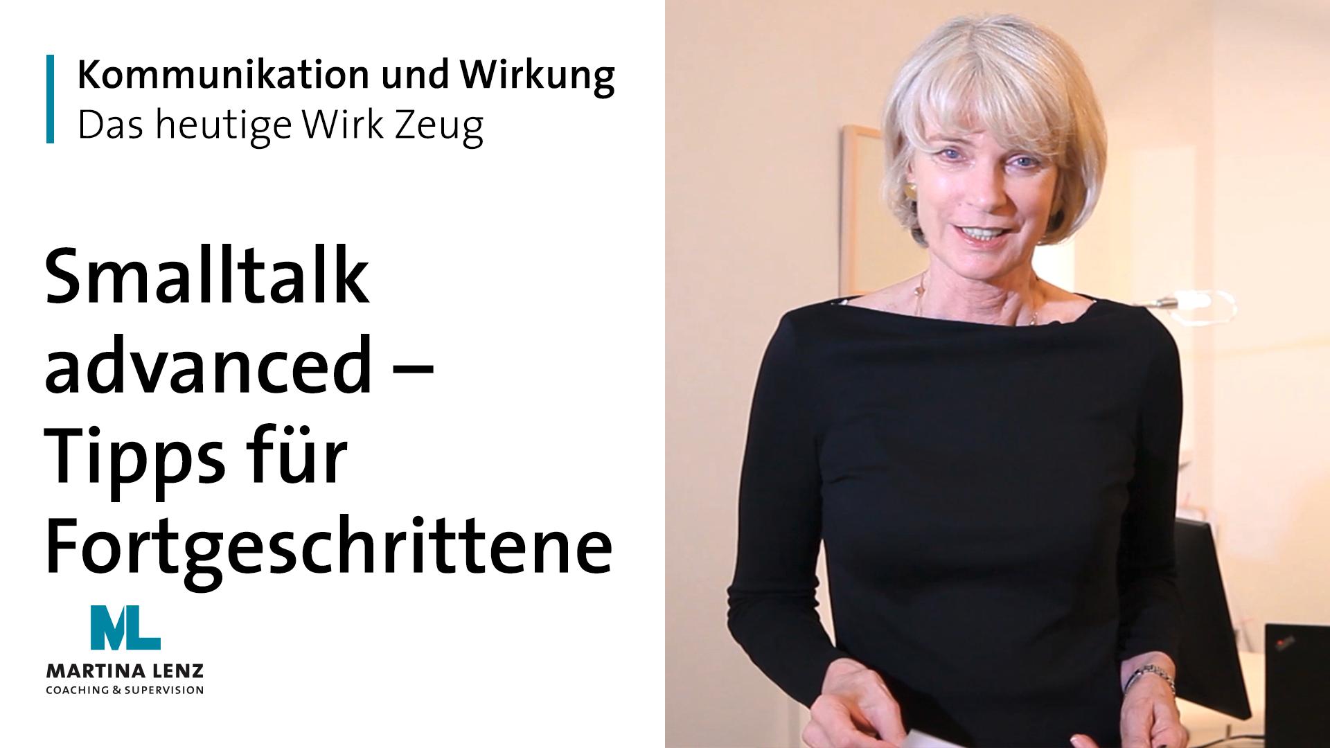 """WIRK ZEUG """"Smalltalk advanced- Tipps für Fortgeschrittene"""""""